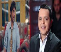 """محمد هنيدي يسخر من الفنان أحمد فهمي بسبب """"الحجاب"""""""