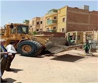 الإسكان: سحب 26 فدانًا وتنفيذ 9 قرارات إزالة بـ«حدائق أكتوبر»