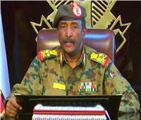 رئيس المجلس العسكري السوداني يصل إلى القاهرة