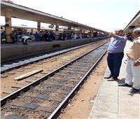 «السكة الحديد» تقرر معاقبة أفراد أمن إداري في محطتي بنها وبركة السبع