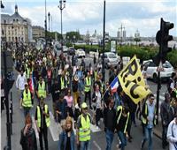 محتجو السترات الصفراء بفرنسا يشتبكون مع الشرطة