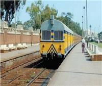 إصابة 5 ركاب بسبب انقطاع التيار الكهربائي عن قطار أبو قير
