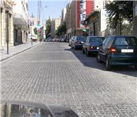 فيديو  حكاية شارع «الرينبو» أشهر شوارع العاصمة الأردنية