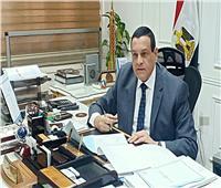 وزير الزراعة يوافق على تخصيص أرض لإقامة محطة صرف صحي بـ«دلنجات» البحيرة