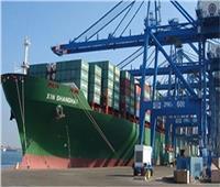 ميناء دمياط يستقبل سبع سفن للحاويات والبضائع العامة