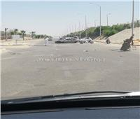 مصرع وإصابة 5 طلاب في حادث مروع بالشيخ زايد
