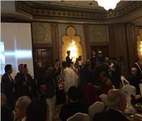 نادي قضاة مجلس الدولةيبدأ حفل إفطاره بـ«السلام الجمهوري»