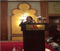 ابنة هشام بركات توجه رسالة لزوجات الشهداء