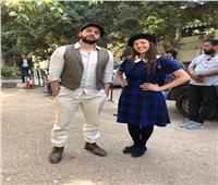 «هشام ماجد» مفاجأة دنيا سمير غانم لجمهورها في الحدوتة الثالثة
