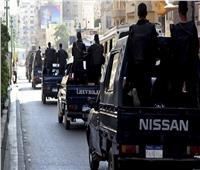 ضبط 44 متهمًا في حملة مكبرة لأمن الجيزة