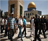 مستوطنون يقتحمون الأقصى وسط حراسة مشددة من الاحتلال الإسرائيلي