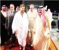رئيس الشيشان يصل إلى السعودية لأداء العمرة