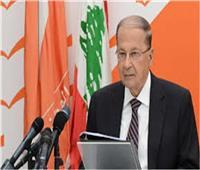 الرئيس اللبناني يبحث مع مسئول أممي جهود ترسيم الحدود الجنوبية