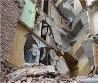النيابة تستعجل تقرير اللجنة الهندسية في إنهيار عقارين بحدائق القبة