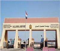 عودة 310 مصريين من ليبيا عبر منفذ السلوم