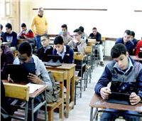 التعليم: 97% من طلاب أولى ثانوي أدوا امتحان الفلسفة والمنطق إلكترونياً
