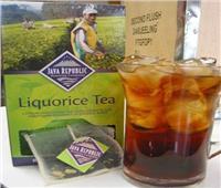 دراسة: شاي العرقسوس يمكن أن يرفع ضغط الدم