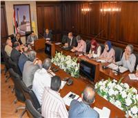 محافظ الإسكندرية: 3 أشهر لإنهاء مشاكل الصرف الصحي بشرق المدينة