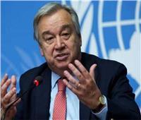 أمين عام الأمم المتحدة: العالم يواجه مخاطر حقيقية بسبب تغير المناخ