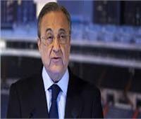 بيريز يتحدث عن أزمات ريال مدريد واللاعبين الأقرب للإنضمام