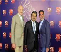 صور.. MBC مصر تحتفل بمسلسلاتها الرمضانية في الأهرامات