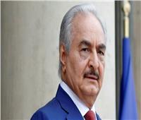 المشير حفتر يؤكد على قوة العلاقات بين مصر وليبيا