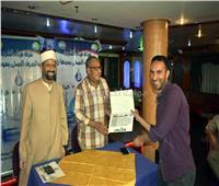 مياه سوهاج تكرم العاملين وأبنائهم من حفظة القرآن الكريم