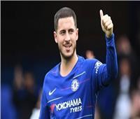 «هازارد» يقترب من الانضمام لريال مدريد