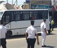 محافظ البحر الأحمر: «أتوبيسات» لنقل المواطنين من الدهار للموقف الجديد بالمجان