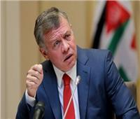 العاهل الأردني يؤكد لكوشنر ضرورة تحقيق السلام على أساس حل الدولتين