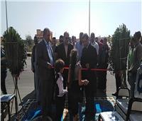 افتتاح محطة رافع جنوب المساعيد بشمال سيناء