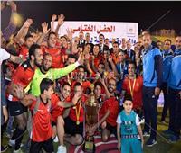 محافظ القليوبية يشهد مباراة نهائي دوري مراكز شباب القرى باستاد بنها