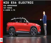 نيو الصينية تستعد لإطلاق طراز «is6» سيارة الطاقة الجديدة