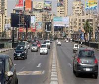 سيولة مرورية على أغلب شوارع وميادين القاهرة والجيزة