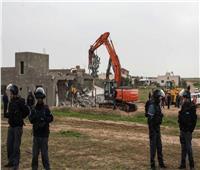 الشرطة الإسرائيلية تهدم قرية «العراقيب» وتشرد سكانها