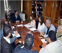 محافظ القليوبية يتابع تنفيذ مشروع تشغيل الشباب لعام 2019/2020