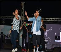 حفل أوكا وأروتيجا «كامل العدد» في التجمع الخامس
