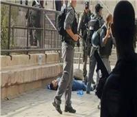 استشهاد فلسطيني برصاص الاحتلال الإسرائيلي خلال محاولته الوصول للمسجد الأقصى