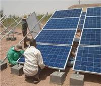 بتكلفة 7 ملايين جنيه.. تركيب 9 محطات للطاقة الشمسية في الوادي الجديد