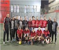 فيديو| مباراة بين الأهلي ومنتخب مبادرة «بينا بكرة أحلي»