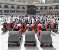 استعدادات خاصة في الحرم المكي والمسجد النبوي لليلة 27 رمضان