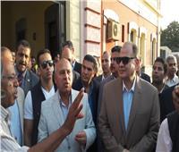 وزير النقل: نهدف إلى الابتعاد عن موازنة الدولة في تطوير السكك الحديدية