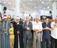 محافظ المنوفية يفتتح مسجد الهدي ويشهد احتفال ليلة القدر