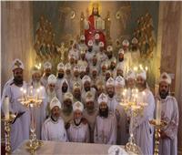 أسقفية الشباب تقيم مؤتمر الألحان ٢٩ للآباء الكهنة