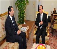 خلال لقائه بسعد الحريري.. الرئيس السيسي يؤكد اعتزازه بعمق العلاقات مع لبنان