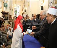 محافظ الجيزة يكرم 40 طفلًَا من حفظة القرآن الكريم