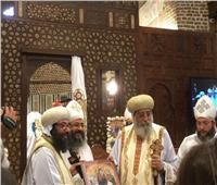 الهجرة تُشارك في الاحتفال بإحياء ذكرى دخول العائلة المقدسة إلى أرض مصر