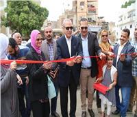 افتتاح أول منفذ تسويقي في محافظة قنا لبيع منتجات صغار المزارعين