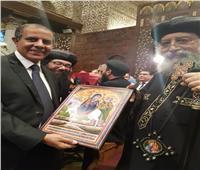 وزارة الآثار تحتفل بذكرى دخول العائلة المقدسة إلى مصر