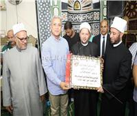 محافظ المنوفية يشهد الحفل السنوي لتكريم حفظة كتاب الله بالشهداء